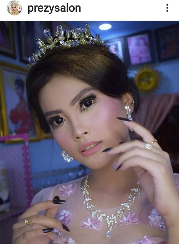 Paket Barbie Look Wedding Prezy Salon