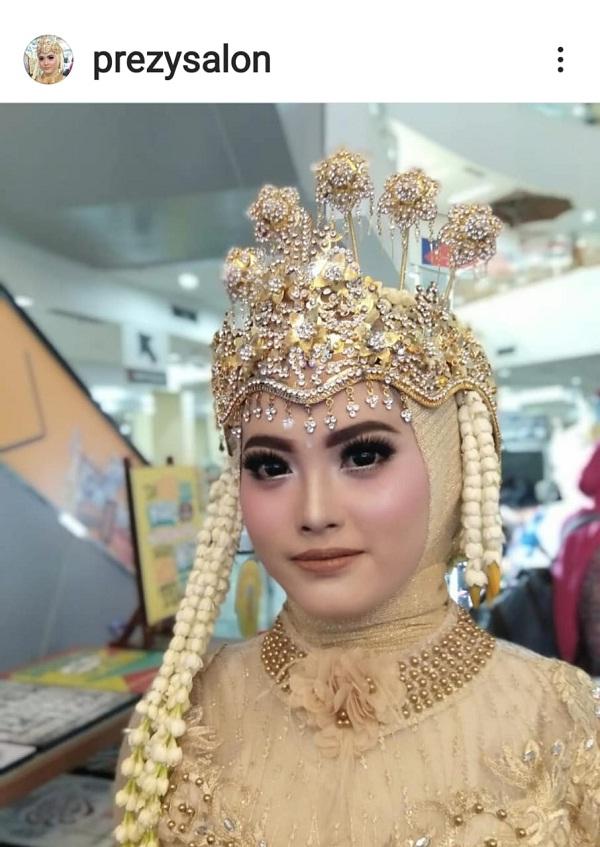 Paket Pernikahan Adat Sunda Modern Prezy Salon