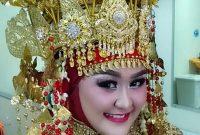 Paket Tata Rias Pengantin Adat Palembang Prezy Salon