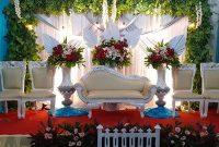 Pilihan Dekorasi Resepsi Pernikahan Prezy Salon