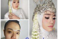 Tips Make Up Natural Untuk Pengantin Muslimah Prezy Salon